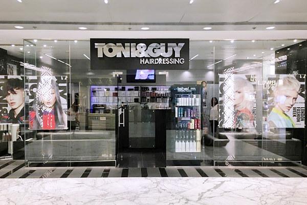 Locations - Toni & Guy UAE